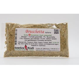 Bruschetta italiana 30g
