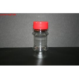 Streudösli PET 100ml (klar mit UV-Filter)