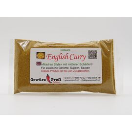 English Curry  30g